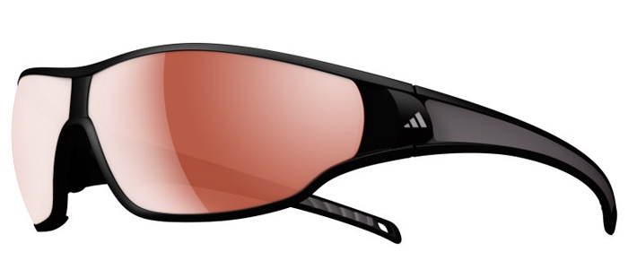 e2346f2fb Sunglasses - Adidas - A191 TYCANE L - 6050 MATTE BLACK DARK GREY // LST