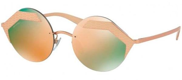 72eed8bc9a Gafas de Sol - Bvlgari - BV6089 SERPENTEYES - 20134Z MATTE PINK GOLD PINK  GOLD /