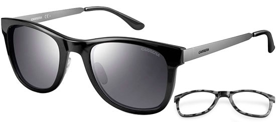 289d1df445 Sunglasses Carrera CARRERA 5023/S IKD (T4) BLACK RUTHENIUM // GREY + ...