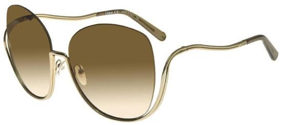 444ba51067 Gafas de Sol - Chloé - CE125S MILLA - 760 PALE GOLD // BROWN GRADIENT