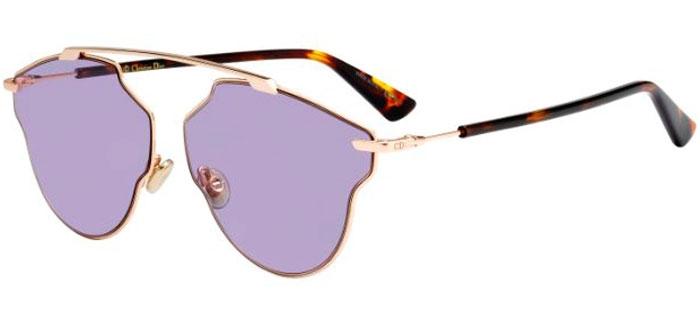 60c8c5ff49 Sunglasses - Dior - DIORSOREALPOP - 06J (U1) GOLD HAVANA // PINK