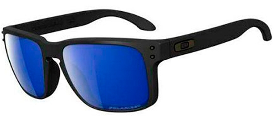 e58871f2f0785 Gafas de Sol - Oakley - HOLBROOK OO9102 - 9102-52 MATTE BLACK   . Polarizada