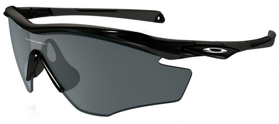 d64ca43a7 Sunglasses Oakley M2 FRAME OO9212 921201 POLISHED BLACK // BLACK IRIDIUM