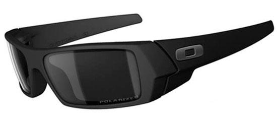 c668d6637f Sunglasses - Oakley - GASCAN OO9014 - 12-856 MATTE BLACK    BLACK IRIDIUM