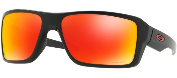 a8f290306c Sunglasses - Oakley - DOUBLE EDGE OO9380 - 9380-05 MATTE BLACK    PRIZM
