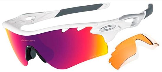 4613530d4bf Gafas de Sol - Oakley - RADARLOCK PATH OO9181 - 9181-40 POLISHED WHITE