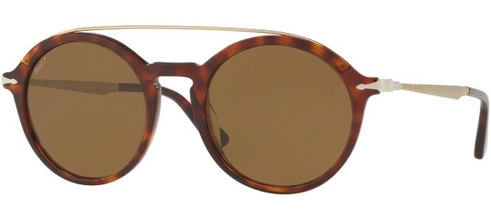 Gafas de Sol - Persol - PO3172S - 24 57 HAVANA    BROWN POLARIZED 94fa38208927