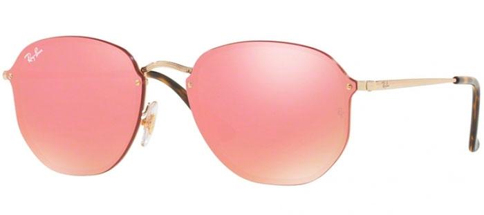 4eb05cf0ff Gafas de Sol RayBan RB3579N 001 E4 GOLD    PINK MIRROR PINK