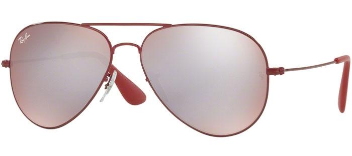 f23f429f4a Gafas de Sol RayBan RB3558 9017B5 RED // BORDO LIGHT GREY MIRROR