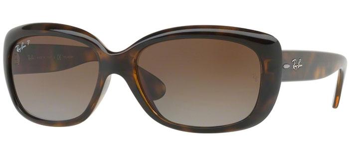 1e73c21f1e Gafas de Sol RayBan RB4101 JACKIE OHH 710/T5 LIGHT HAVANA // GREY ...