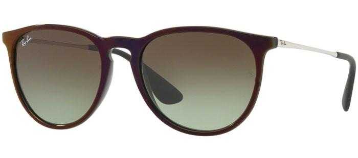 721ddf42dac Gafas de Sol RayBan RB4171 ERIKA 6316E8 BLACK SP RED    GREEN ...
