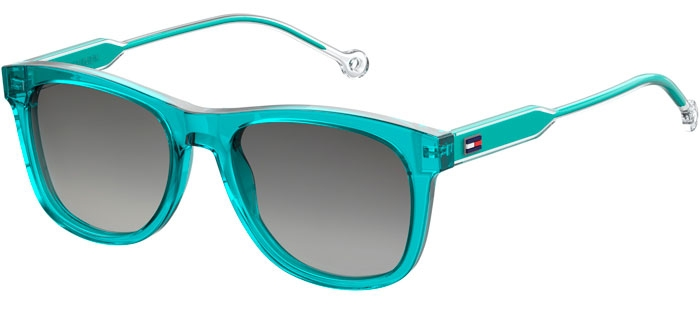 TH 1501 S - 5CB (9O) AQUA    DARK GREY GRADIENT. Sunglasses Junior - Tommy  Hilfiger ... 84147000f1d