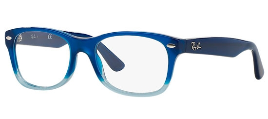 6ac4ee3f07 Gafas Junior - Ray-Ban® Junior Collection - RY1528 - 3581 OPAL BLUE FADED