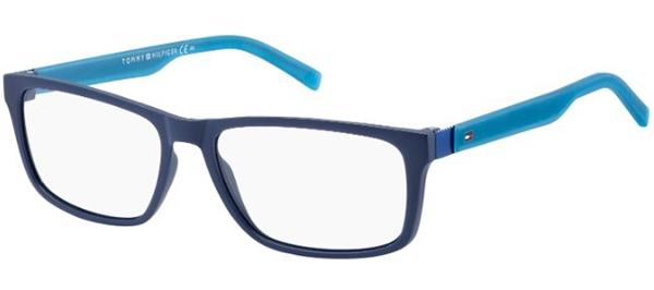 2b0396a931b Monturas - Tommy Hilfiger - TH 1404 - R6I MATTE BLUE TEAL