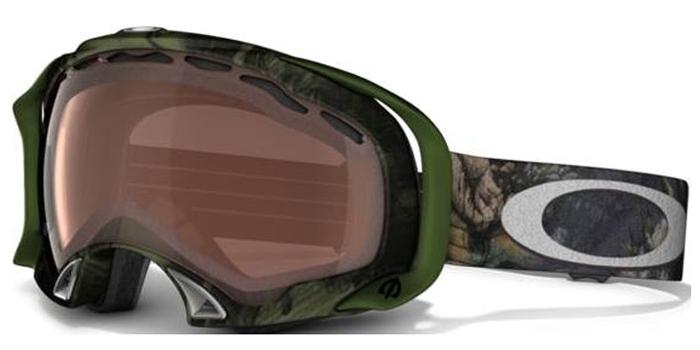 Goggles Snow - Snow Oakley - SPLICE OO7022 - 57-070 MOUNTAIN KING VR28 BLACK  IRIDIUM
