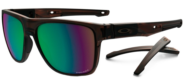 681b59ca1a CROSSRANGE XL OO9360 - 9360-10. MATTE ROOTBEER TORTOISE    PRIZM SHALLOW  H2O POLARIZED