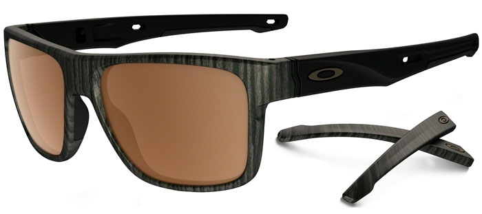 b641cf0dedf Sunglasses - Oakley - CROSSRANGE OO9361 - 9361-07 WOODGRAIN    PRIZM  TUNGSTEN POLARIZED