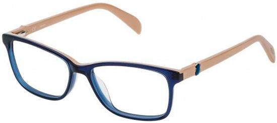 4710e500c8 Monturas - Tous - VTO981 - 0T31 SHINY TRANSPARENT BLUE BEIGE